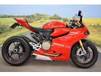 Ducati 1199 Panigale S ABS **Ohlins Suspension, Quickshifter, Riding Modes**
