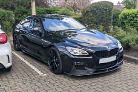 BMW 6 Series Gran Coupe 640D GC M Sport Auto 2016 Black