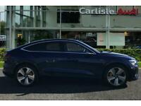 2021 Audi E-Tron 55 S line Sportback Auto quattro 5dr 95kWh Hatchback Electric A