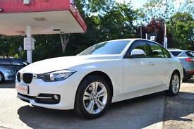 2014 BMW 3 SERIES 316I SPORT AUTO SALOON PETROL