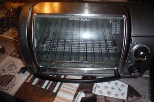 Hamilton Beach Toaster Oven - Stainless Steel