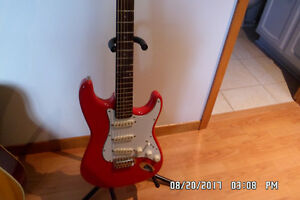 Peavey electric guitar