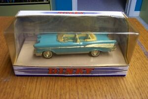 1957 Chevy Belair Convertible Vintage Dinky Diecast (DY27)