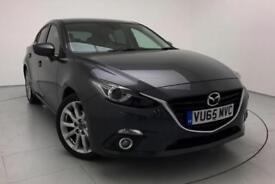 2015 Mazda 3 SPORT NAV Petrol grey Automatic