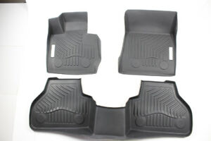 2011-2017 BMW X3 Molded Floor Mats (Weather Tech Style)