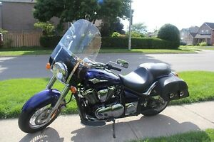 Mint Condition Kawasaki Vulcan 900 Classic - Low KMS! Cambridge Kitchener Area image 10