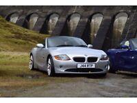 BMW Z4 2.5i - ONLY 55k miles