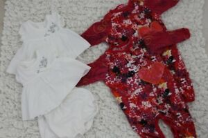 Baby TWIN GIRL clothing