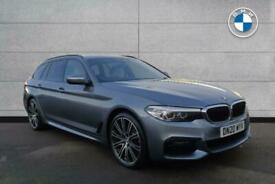 image for 2020 BMW 5 Series 520i M Sport Touring Estate Petrol Automatic