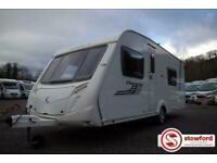 Swift Charisma 550, 2011, Touring Caravan