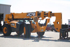 2014 JCB 510-56 TELEHANDLER ZOOM BOOM FOR RENT