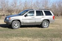 Jeep Grand Cherokee for Quad