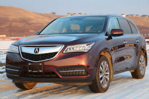 2015 Acura MDX Navigation Package SUV