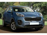 2018 Kia Sportage 1.6 GDi 1 Manual SUV Petrol Manual
