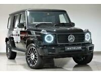 2021 Mercedes-Benz G Class 3.0 G400d AMG Line (Premium) G-Tronic 4WD (s/s) 5dr S