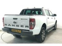 2019 FORD RANGER TDCI 200 WILDTRAK ECOBLUE 4X4 DOUBLE CAB WITH ROLL'N'LOCK TOP