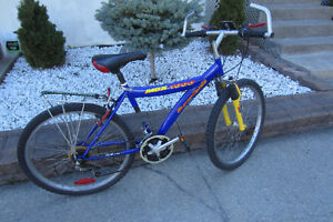Montain Bike MBX 1000 Very clean,in good shape tel.514-996-9207