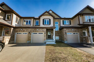 Beautiful open concept townhome
