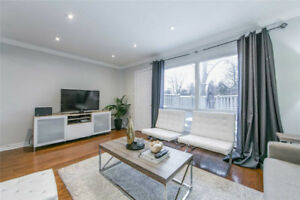 Newly Renovated Townhome W/Income Property