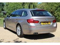 2011 BMW 5 SERIES 520D SE 5DR STEP AUTO [START STOP] DIESEL