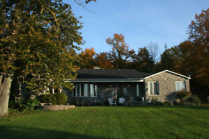 Bungalow on over 60 acres in Kemptville for Sale