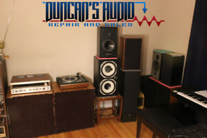 Vintage Audio/Vinyl Systems for Sale!