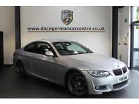 2011 61 BMW 3 SERIES 3.0 330D M SPORT 2DR AUTO DIESEL 242 BHP DIESEL