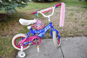 Two great kids bikes $20 each. Suitable up to about 4 or 5 year