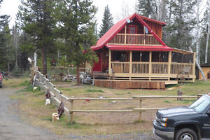 Hobby Farm set up for horses Interlakes/100 Mile House