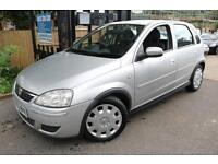 Vauxhall Corsa 1.4 Design Automatic 5 Door Silver FSH Long MOT Low Mileage Finan