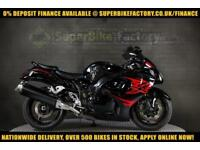 2010 10 SUZUKI GSX1300R HAYABUSA 1300CC 0% DEPOSIT FINANCE AVAILABLE