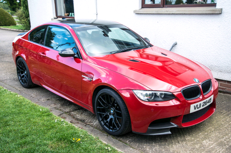 BMW M3 E92 in Melbourne Red for sale. 6 speed manual.   in ...