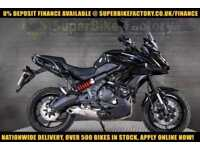 2015 15 KAWASAKI VERSYS 650 KLE 650 FFF ABS 650CC 0% DEPOSIT FINANCE AVAILABLE