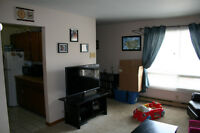 2 Bedroom apartment $850+ hydro - available June 1st.