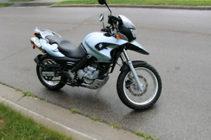 BMW F 650 GS Mint Low Mileage. 27-29inch Seat height