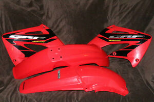 Plastic for CRF450