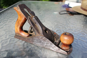 ANTIQUE WOOD PLANE MADE IN U.S.A.