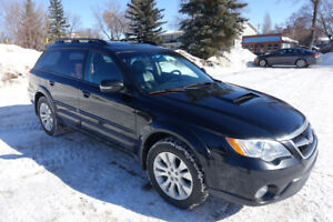 2008 Subaru Outback 2.5XT Manual Transmission SI-Drive