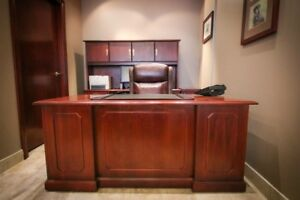MAJESTIC & STATELY OFFICE FURNITURE