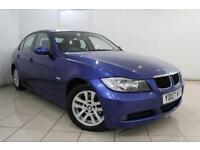 2007 07 BMW 3 SERIES 2.0 320D SE 4DR 161 BHP DIESEL