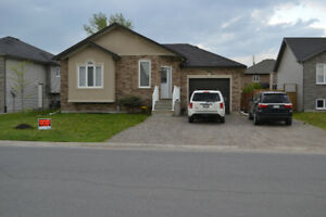 Modern move in ready home couple minutes from New Sudbury