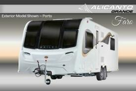 Bailey Alicanto Grande Faro, NEW, 2021, 4 Berth, Touring Caravan