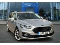2020 Ford Mondeo Titanium Edition Hev 2.0Tivct Hybrid Auto Estate MASSIVE SPEC F