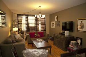 3 bed (5 1/2) -NDG, Monkland Village , very clean, metro  10min