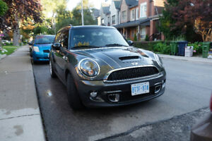 2011 Mini Cooper S Clubman 88,000 km in excellent condition
