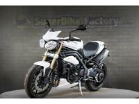 2014 14 TRIUMPH SPEED TRIPLE 1050 ABS