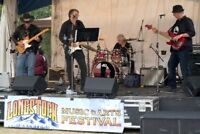 Apache Moon Band can play for your Christmas Party