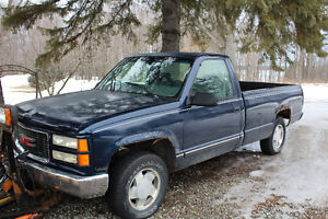 1998 GMC 1500 4x4 for Parts