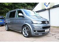 2015 VW T5 Transporter 2.0TDI KOMBI 160PS SWB T28 Highline Sportline Pack