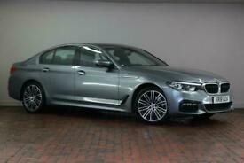 image for 2018 BMW 5 Series 530e M Sport 4dr Auto Saloon Hybrid Automatic